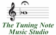 The Tuning Note Logo